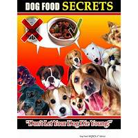 Dog food secrets does it work?
