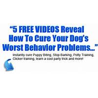 Cash back for dog training perfect pooch system! upsells!