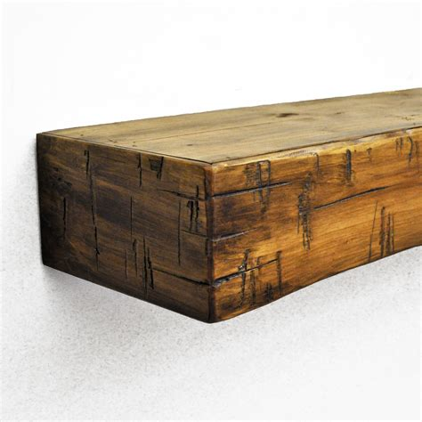 Dogberry Collections Fireplace Mantel Shelf