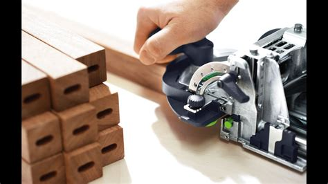 Domino mortise and tenon joiner Image