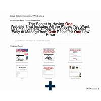 Compare done deal investor websites