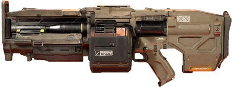 Doom 2016 Heavy Assault Rifle