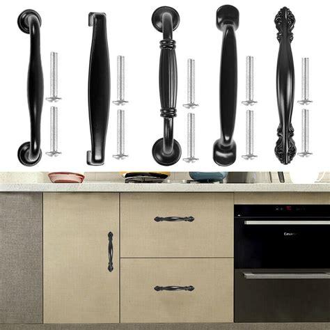 Door pulls kitchen cabinets Image
