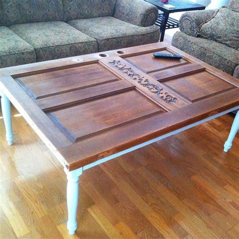 Door table diy Image