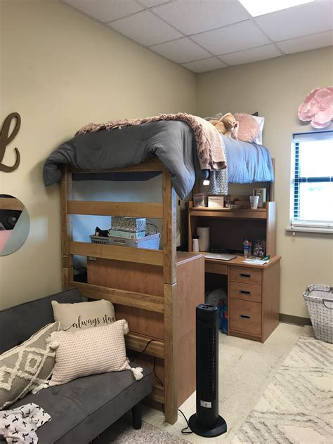 Dorm Loft Bed Ideas