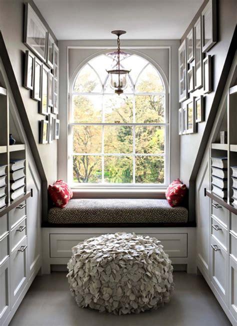 Dormer Window Seat Design Ideas