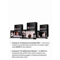 Compare dotcomsecrets x internet marketing coaching program