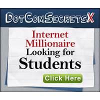 Cash back for dotcomsecrets x internet marketing coaching program
