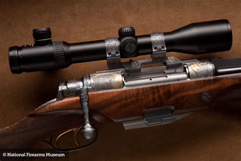 Double Action Bullet Sniper Rifle
