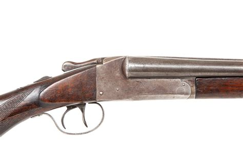 Double Barrel 20 Gauge Shotgun Slickguns