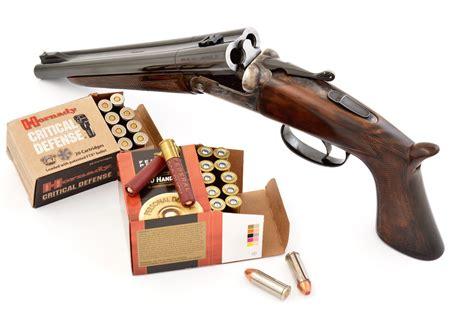 Double Barrel 410 45 Shotgun