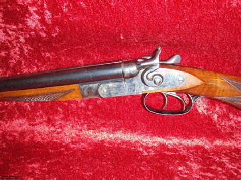 Double Barrel 44 Caliber Shotgun
