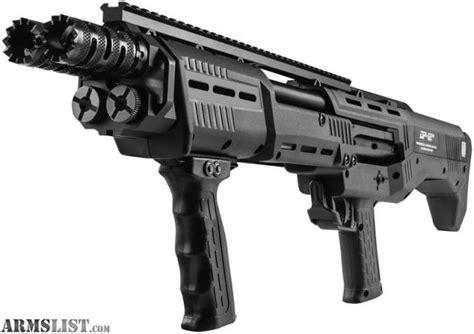 Double Barrel Assault Shotgun
