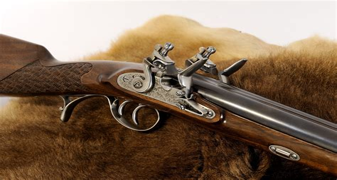 Double Barrel Flintlock Shotgun Value
