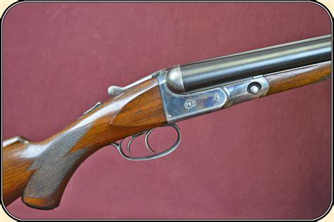Double Barrel Parker Shotgun For Sale