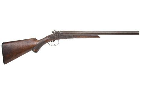 Double Barrel Shotgun 12 Gauge 3 1 2 And F Rizzini Side X Side 12 Gauge Shotguns