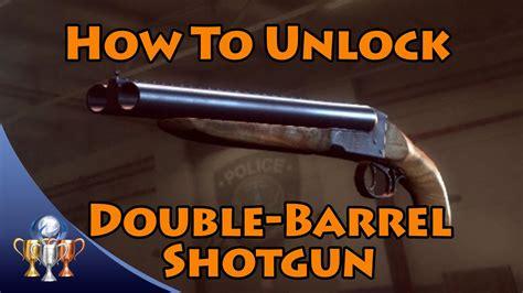 Double Barrel Shotgun Battlefield Hardline