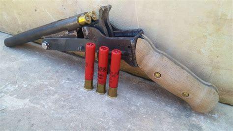 Double Barrel Shotgun Build