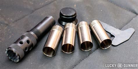 Double Barrel Shotgun Choke Tubes