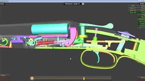 Double Barrel Shotgun How It Works