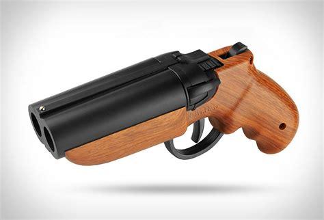 Double Barrel Shotgun Paintball Gun