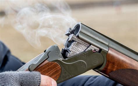 Double Barrel Shotgun Popular