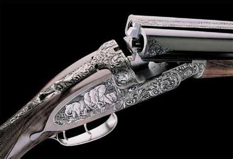 Double Barrel Shotgun Sporting Clays