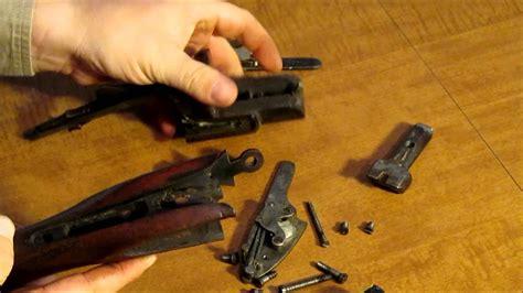 Double Barrel Shotgun Takedown