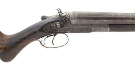 Double Barrel Shotgun With Hammers For Sale Canada