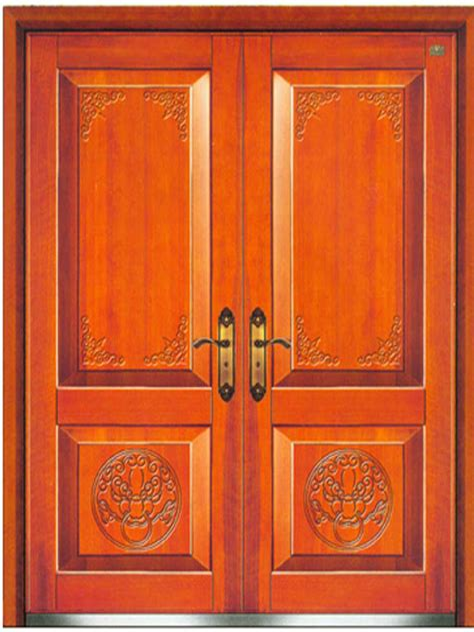 Double Entry Doors Ideas