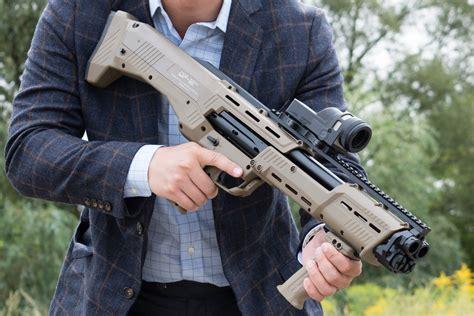Double Pump Shotgun