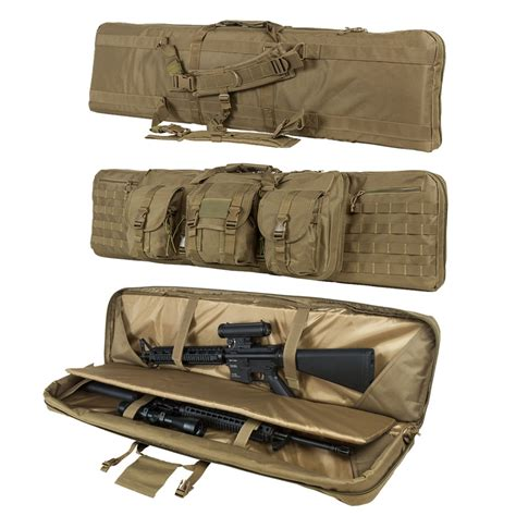 Double Rifle Backpack