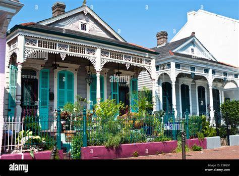 Double Shotgun House New Orleans