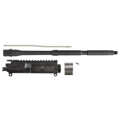 Double Star Ar15 Stripped Ds4 Upper Ar15 16 Ds4 Upper W Lpgb No Barrel Nut