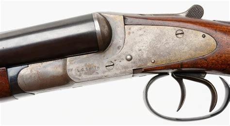 Double Trigger Shotgun Which Barrel