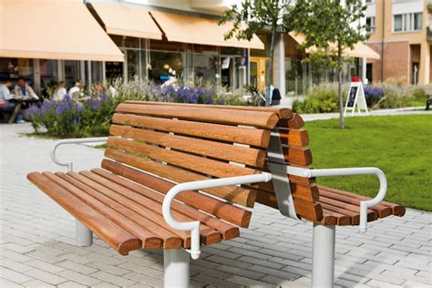 Double bench Image