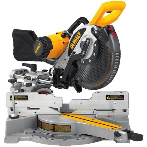 Double bevel sliding mitre saw reviews Image