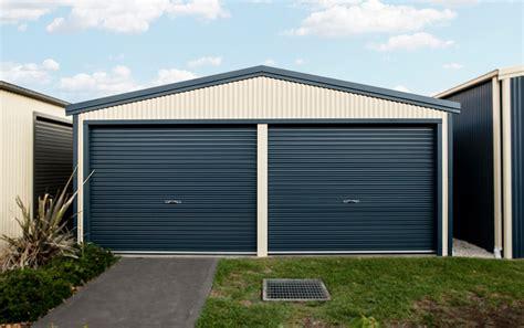 Double garage design Image