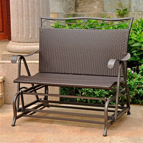 Double patio glider product review video Image