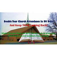 Compare double your church attendance in 90 days