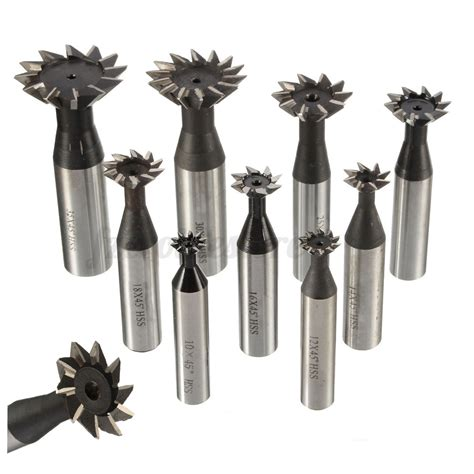 Dovetail End Mill Cutter