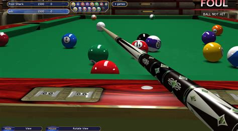 download game billiard online pc