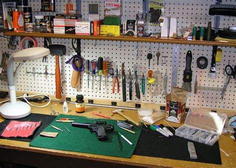 Download Gunsmith Workbench Plans Image