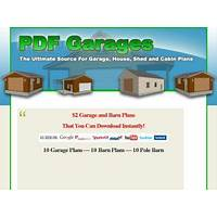 Download plans to build a garage pdfgarages com discount code