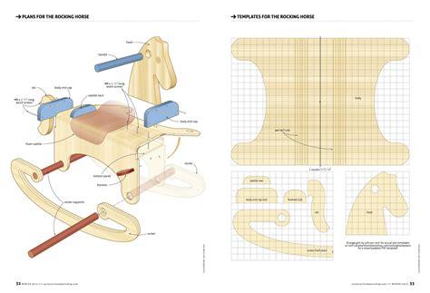 Downloadable Infant Rocking Horse Plans Image