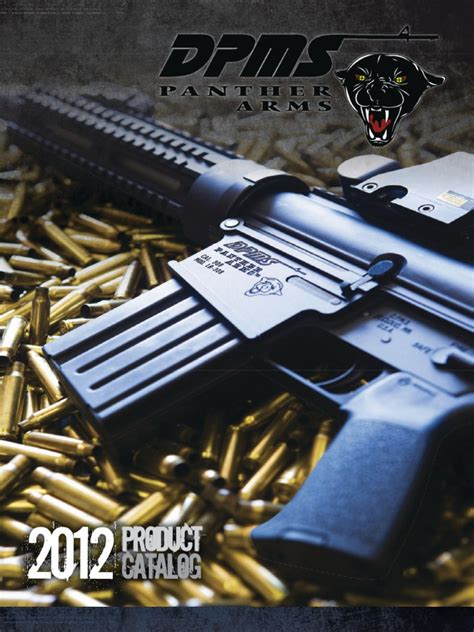 Dpms 2012 Catalog Firearms Rifle