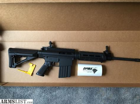 Dpms 308 Moe Handguard And Dpms 338 Lapua For Sale