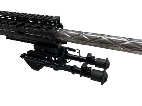 Dpms 338 Federal Lower Stripped With Matching Upper