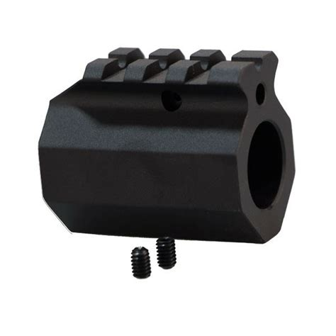 Dpms Ar 15 Gas Block Removal