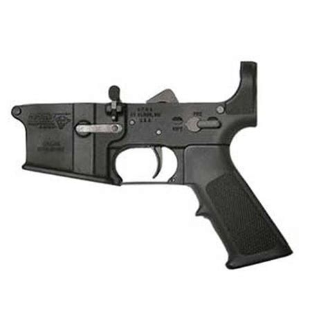 Dpms Ar 15 Partially Complete Lower Receiver 5 56 Nato Black